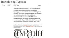 Introducing Typedia | Jason Santa Maria_1251422110906