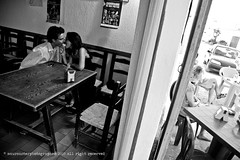 ||| P&M ||| (mauronster) Tags: life street wedding portrait bw love bar eos monocromo kiss strada icecream passion 5d es ritratti ritratto inout reportage lov passione passanti engagements monocromatico cuoredipanna amarsi passionlove lifeismadeofmagicmoments lovepassion engagementssession ef24105mmf4lusmis ©mauronsterphotographer ©mauronster weedingtime