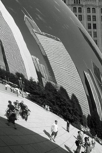 my chicago 1 bean view