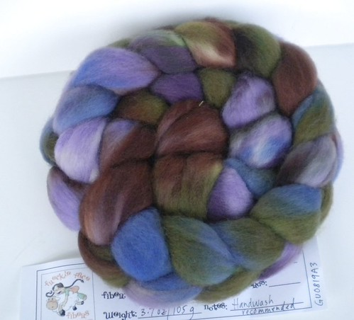 Guinevere Superwash BFL