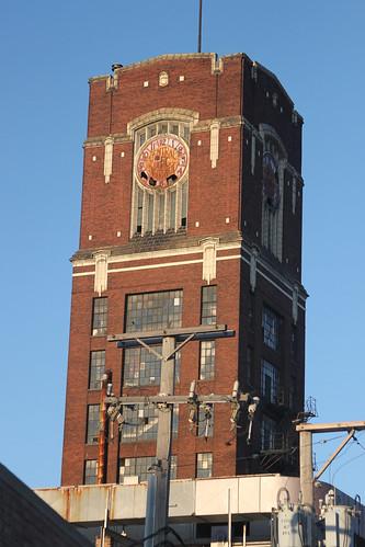Derelict Clock