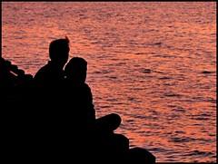 (Brandace Myers Photography) Tags: lake silhouette michigan southhavenmichigan myfavoriteshotoftheday platinumheartaward colorsofthesoul