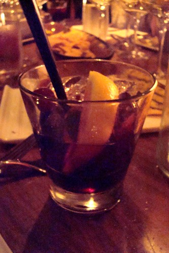 Beso Red Sangria