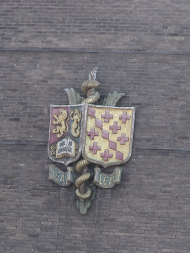 Dental Hospital - coat of arms