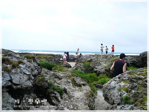 蘭嶼野銀冷泉3