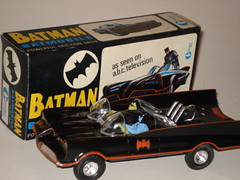 DSC02870 (theretrotrader) Tags: toys star auction free 1966 website batman lone rare available mego on tinplate ebid
