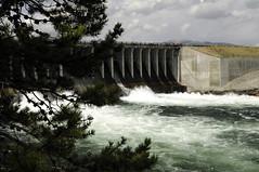 Jackson Lake Dam - Grand Teton NP, Wyoming (ap0013) Tags: park usa lake america nationalpark grand jackson national wyoming teton tetons grandteton wy tetonrange grandtetonnationalpark jacksonlake usnationalpark wyo natlpark jacksonlakedam grandtetonswyoming