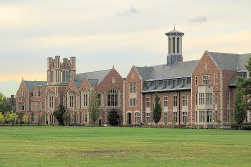 Washington University in Saint Louis, Missouri, USA - newer buildings 1