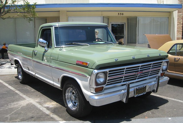 ford 1969 truck f100