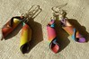 earpieces (greti53) Tags: jewellery polymerclay fimo schmuck necklaces ketten