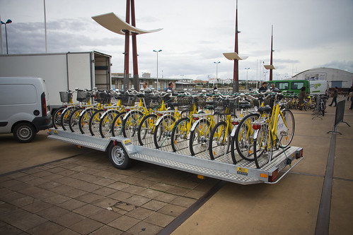La Rochelle: Bike Share Transport
