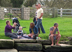 Happy Families (The Image Den) Tags: people dorset wareham