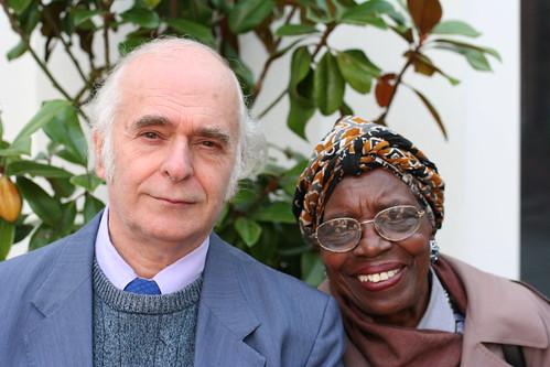 Michael Tye and Eunice McGhie-Bellgrave