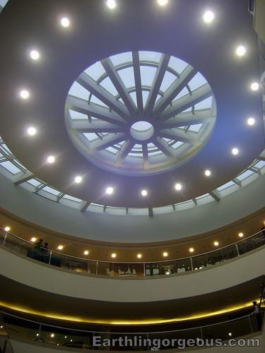 Mega Atrium ceiling