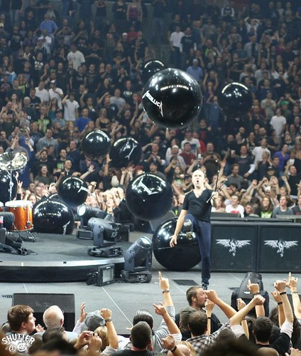 Metallica 10/18/09