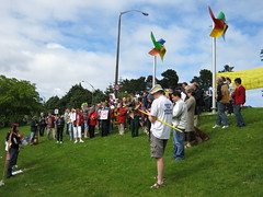 6282 Lower Hutt New Zealand (350.org) Tags: newzealand 350 lowerhutt 5866 6282 350ppm oct24report uploadsthrough350org