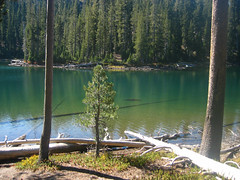 Echo Lake. Photo