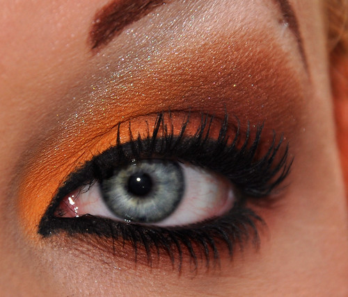 Fall Themed Eyes 5