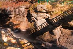Snow Falls-4042 (PiklLady) Tags: longexposure waterfall nikon maine falls filter indians legend hdr route26 snowfalls d90 westernmaine varind singhray southparis 18105mm captainsnow