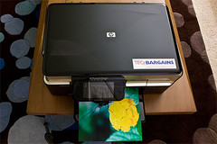 HP Touchsmart Web Printer 2