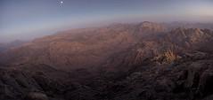 From Mount Katherine (Helmacron) Tags: world egypt rocky katherine mount end moonscape rugged sinai