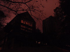 Ayres Hall by night (2)