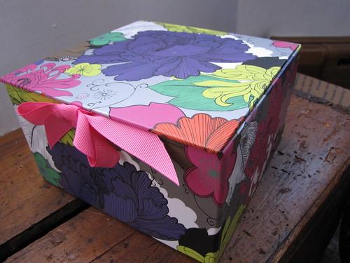 fancy lady cookies box
