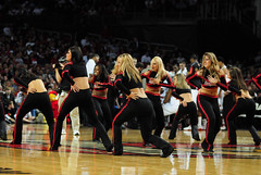 2009 11 04_8184.jpg (kylures) Tags: basketball cheerleaders dancers spirit knights louisville ncaa ladybirds ul cardinals bellarmine uofl freedomhall ncaabasketball collegecheerleaders