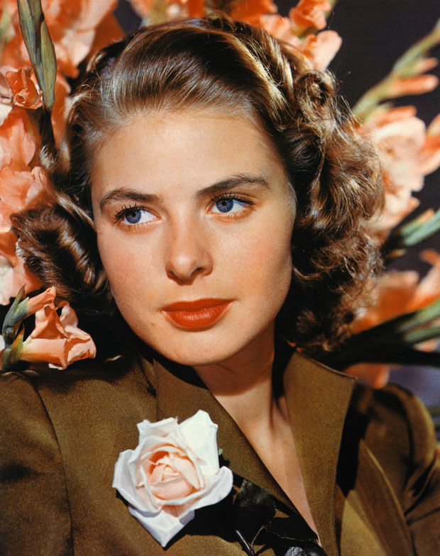 ingrid bergman color