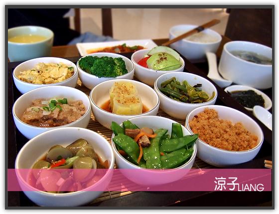 緩慢民宿 早餐 九格朝食02