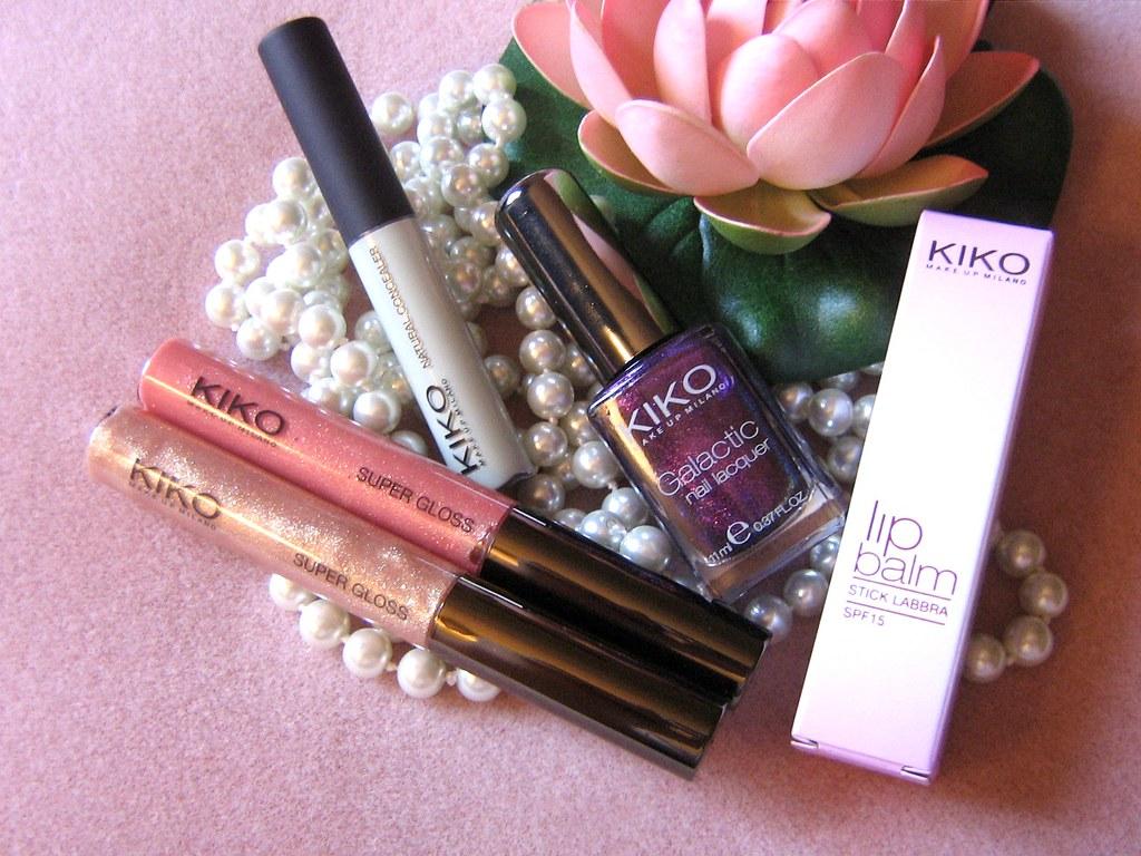 KIKO make up haul #1
