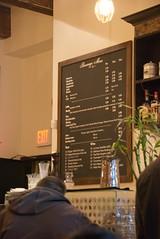 Medina Cafe - Vancouver, BC
