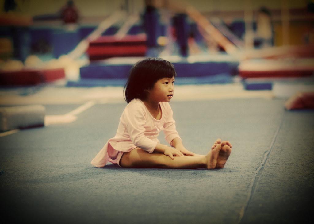 Back To The Gymnastics
