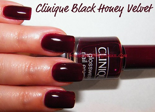 Clinique Black Honey Velvet