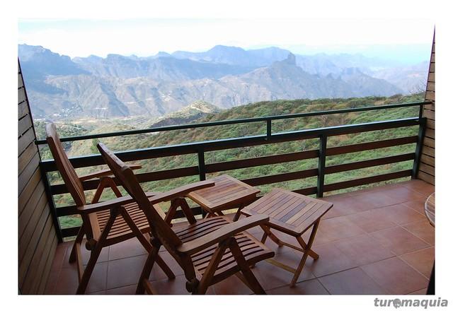 Parador de Tejeda - Gran Canaria