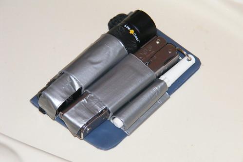 Multitool Flashlight Sheath Similar To Mission Wallet
