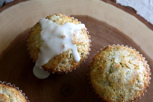 Lemon Poppy Seed Muffing