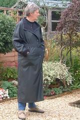 8 - Wallis (Silver Linings) Tags: mac rubber raincoat rainwear rubberised