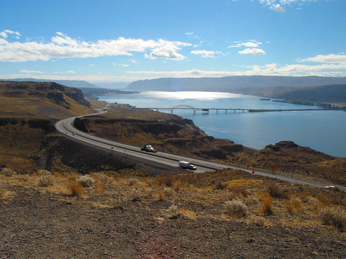 Columbia River - Vantage, Washington