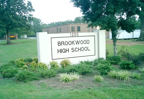Brookwood High School. Brookwood High School