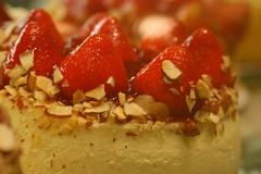 MMM, MMM Good! (Read2me) Tags: red food white cake yummy strawberry duele pog gamewinner challengeyouwinner cyniner thechallengefactory agcgwinner anythinggoeschallengewinner herowinner superherochallengewinner pregamesweepwinner