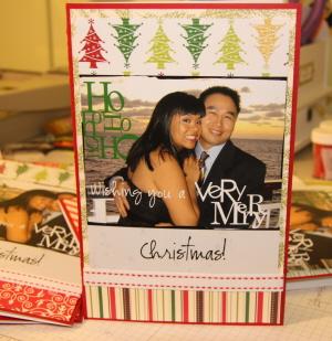 Christmas card 2009 2