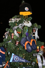 Fun with Football (tsayrate) Tags: christmas trees tree festival hospital decoration christmastree childrens primary festivaloftrees primarychildrenshospital
