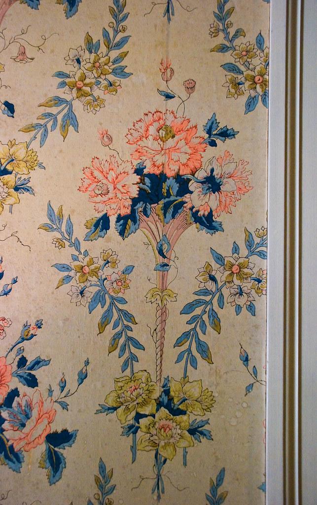 Floral Paper - Hildene (21 400)
