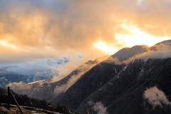 couch de soleil sur le cap de la coume (m-idre31) Tags: france montagne couchdesoleil randonne hautegaronne cabanedesalode picdebacanre picdeburat