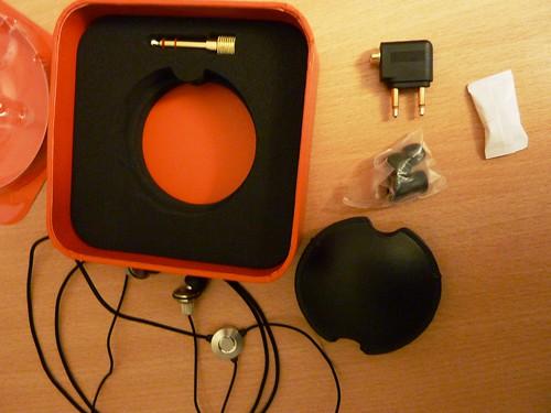 Headphones Atomic Floyd AcousticSteel
