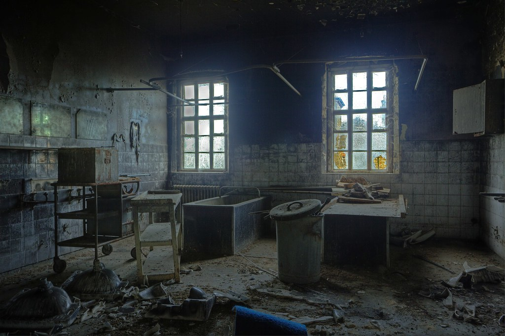 Image Result For Abandoned Buildings West London