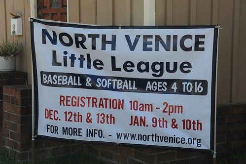 Venice Beach Little League