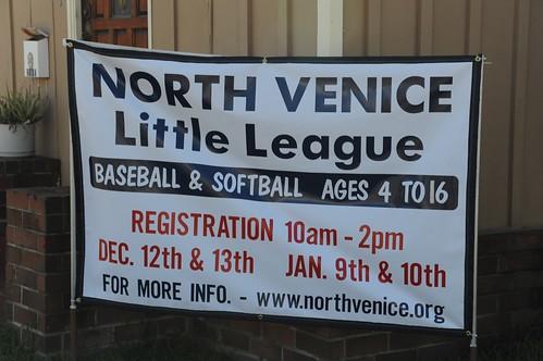 Venice Beach Little League