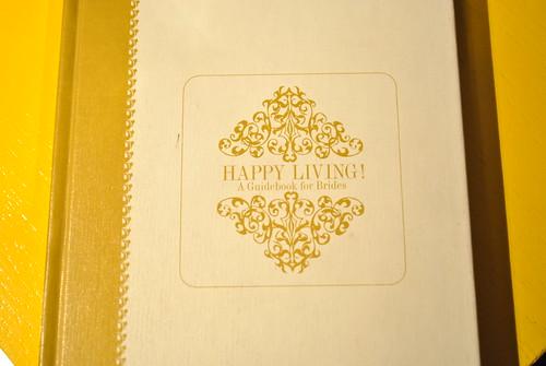 Happy Living! A Guidebook for Brides - Vintage Bride Manual